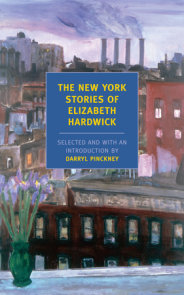 The New York Stories of Elizabeth Hardwick