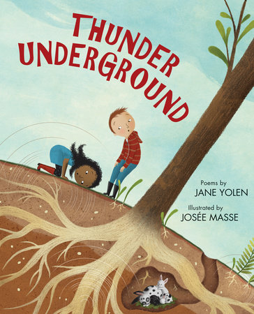 Thunder Underground by Jane Yolen