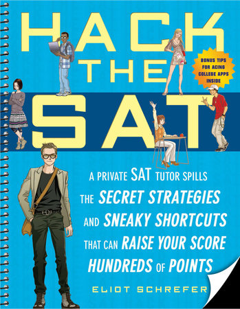 Hack the SAT by Eliot Schrefer