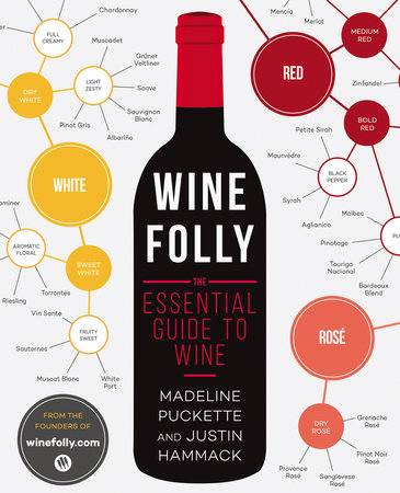 Wine Folly by Madeline Puckette and Justin Hammack