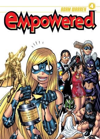 Empowered Volume 4 by Adam Warren