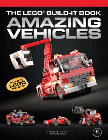 The LEGO Build-It Book, Vol. 1 by Nathanael Kuipers and Mattia Zamboni