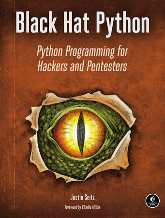 Black Hat Python by Justin Seitz