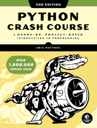 Python Crash Course, 2nd Edition by Eric Matthes