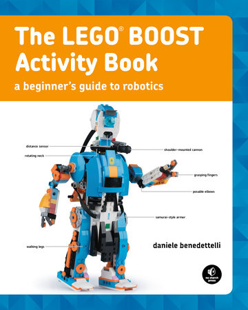 The LEGO BOOST Activity Book by Daniele Benedettelli    PenguinRandomHouse com: Books