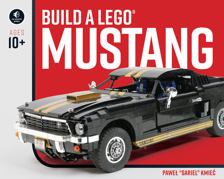 Build a LEGO Mustang by Pawel Sariel Kmiec