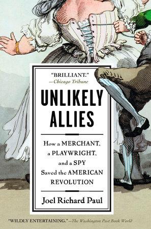 Unlikely Allies by Joel Richard Paul