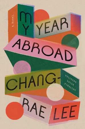 My Year Abroad Book Cover Picture