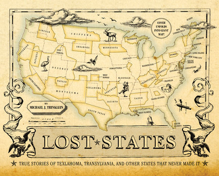 Lost States by Michael J. Trinklein