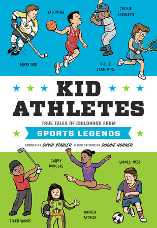 Kid Athletes by David Stabler