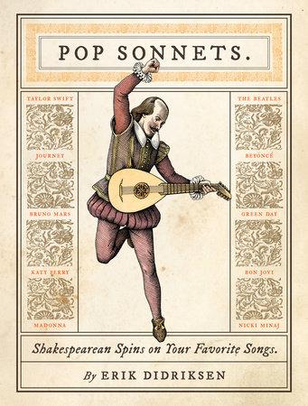 Pop Sonnets by Erik Didriksen - Teacher's Guide - PenguinRandomHouse com:  Books