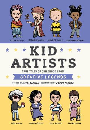 Kid Artists by David Stabler