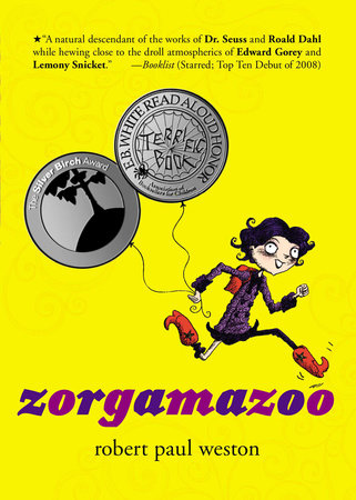 Zorgamazoo by Robert Paul Weston