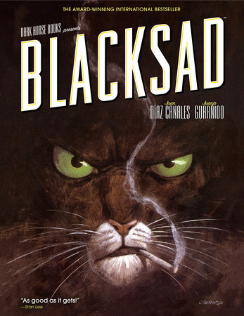 Blacksad by Juan Diaz Canales, Juanjo Guarnido