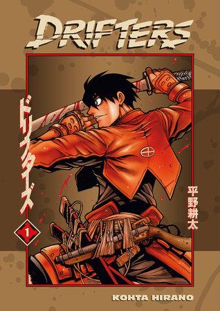 Drifters Volume 1 by Kohta Hirano