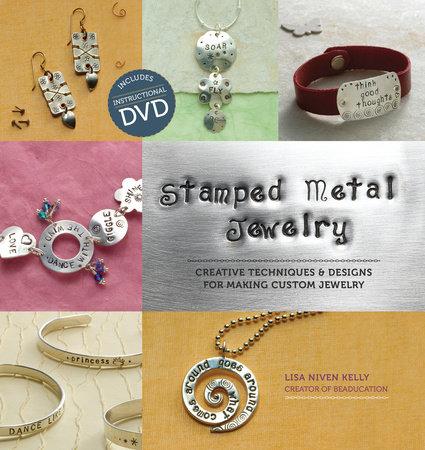 Stamped Metal Jewelry by Lisa Kelly