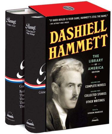 Dashiell Hammett: The Library of America Edition by Dashiell Hammett