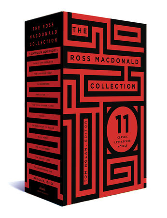 The Ross Macdonald Collection: 11 Classic Lew Archer Novels by Ross Macdonald