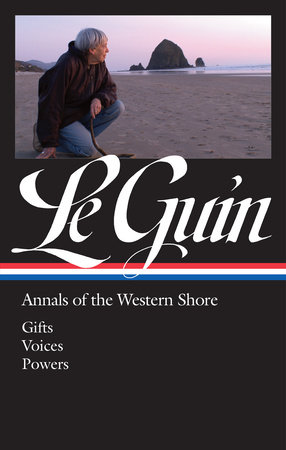 Ursula K. Le Guin: Annals of the Western Shore (LOA #335) by Ursula K. Le Guin