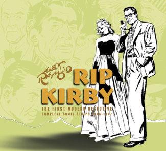 Rip Kirby, Vol. 2: 1948-1951