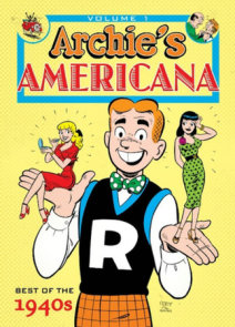 Archie Americana Volume 1: Best of the 1940s