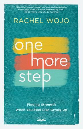 One More Step by Rachel Wojo