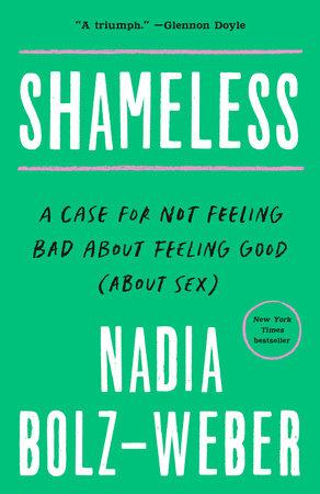 Shameless by Nadia Bolz-Weber