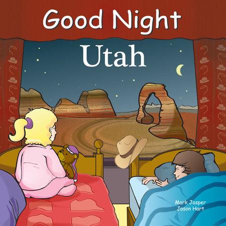 Good Night Utah by Mark Jasper