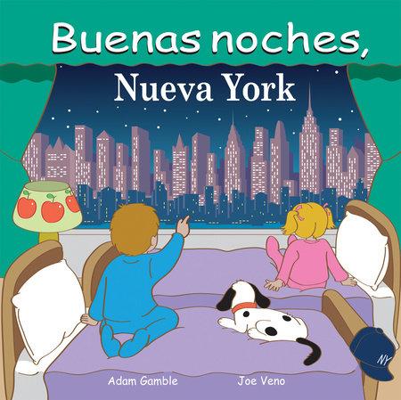 Buenas noches, Nueva York by Adam Gamble