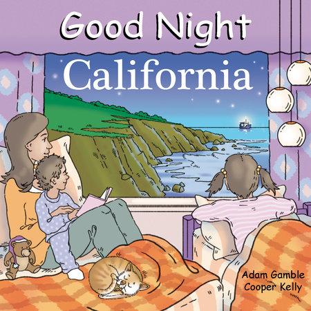 Good Night California by Adam Gamble