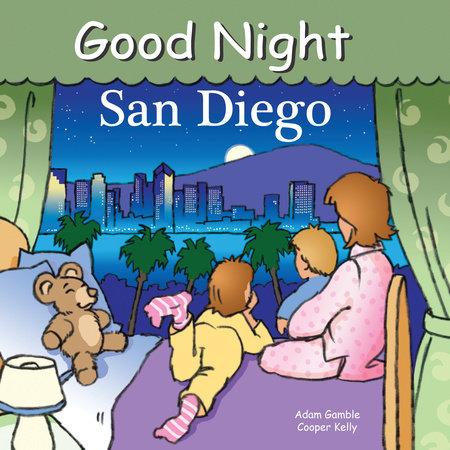 Good Night San Diego by Adam Gamble