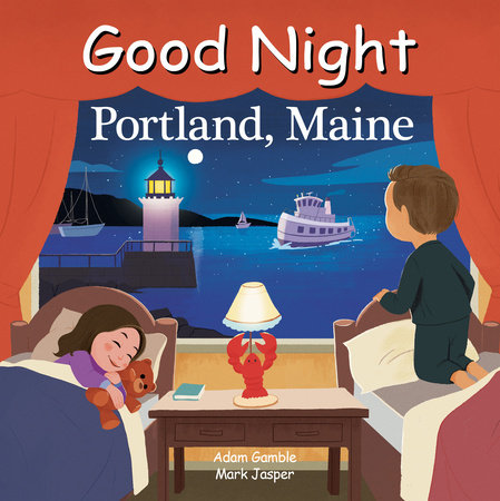 Good Night Portland Maine by Adam Gamble and Mark Jasper