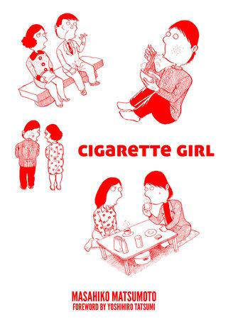Cigarette Girl by Masahiko Matsumoto
