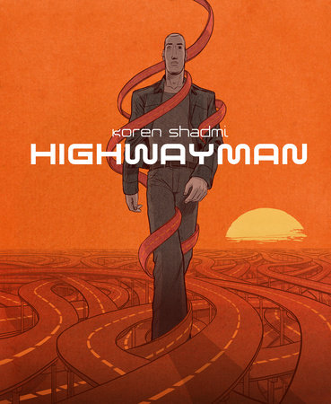 Highwayman by Koren Shadmi
