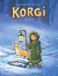 Korgi Book 5: End of Seasons