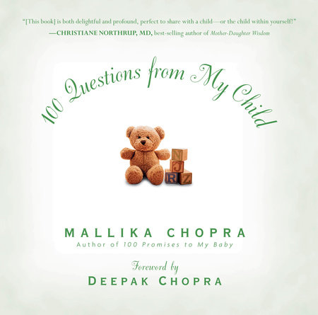 100 Questions from My Child by Mallika Chopra