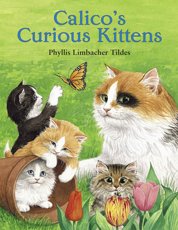 Calico's Curious Kittens by Phyllis Limbacher Tildes