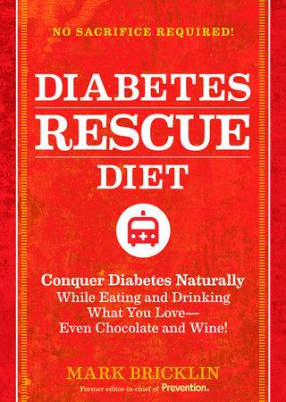 The Diabetes Rescue Diet by Mark Bricklin