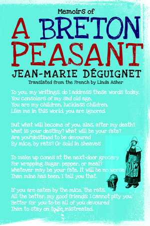 Memoirs of a Breton Peasant by Jean-Marie Deguignet
