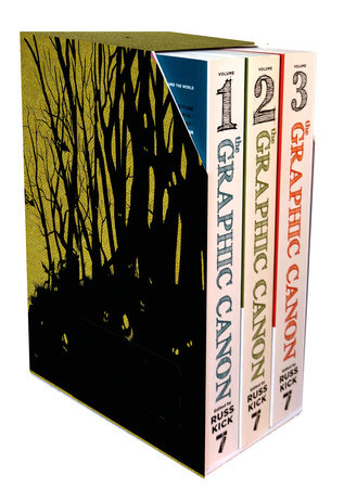 The Graphic Canon, Vol. 1-3 by Russ Kick