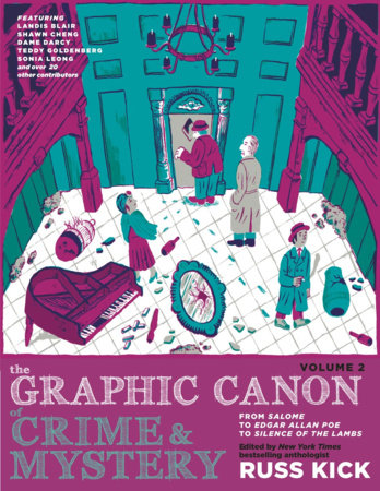 The Graphic Canon of Crime & Mystery Vol 2 by