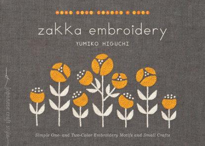 Zakka Embroidery