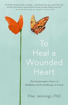 To Heal a Wounded Heart by Pilar Jennings