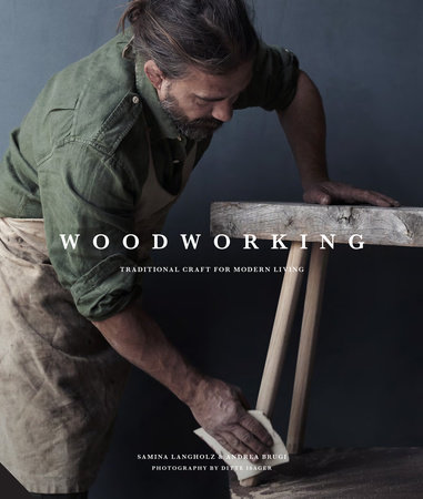 Woodworking by Andrea Brugi and Samina Langholz