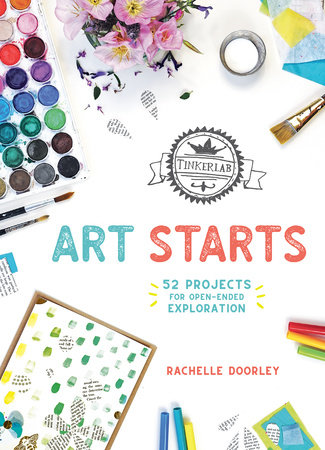 TinkerLab Art Starts by Rachelle Doorley