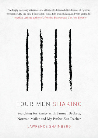 Four Men Shaking by Lawrence Shainberg