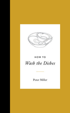 How to Wash the Dishes by Peter Miller