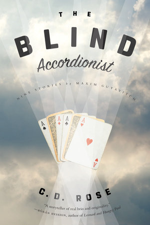 The Blind Accordionist by C. D. Rose