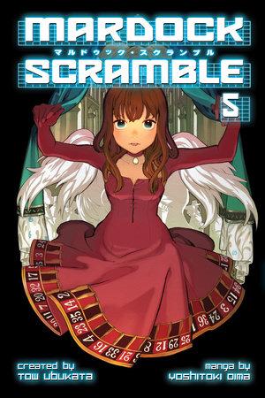 Mardock Scramble 5 by Tow Ubukata