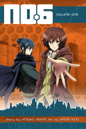 No. 6 Volume 1 by Story by Atsuko Asano; Art by Hinoki Kino